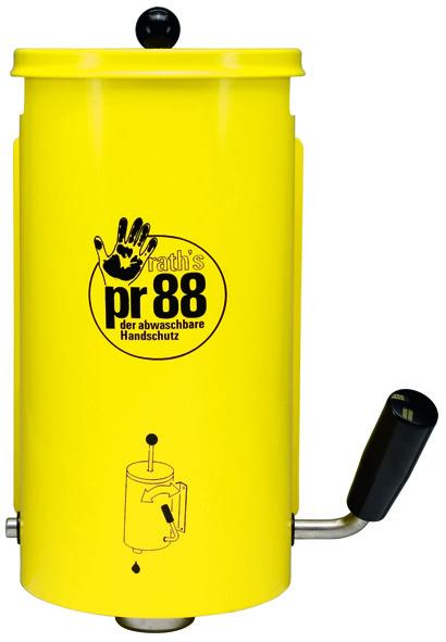 rath`s pr88 Wandspender, für 1,6 L Spenderkartusche